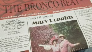 The Bronco Beat Newspaper