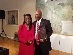 Sheila Ross is the Woman of the Year for Children's Oasis International.